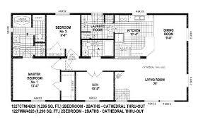 skyline triple wide floor plans floor plans for double wide