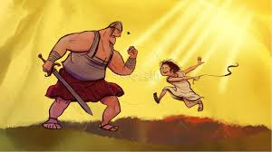david and goliath kids bible story kids bible stories