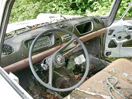 a peugeot another sad interior of a peugeot 404 pick up seen in a 70 u2026 flickr