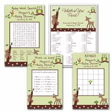 crossword puzzle for baby shower images baby shower ideas