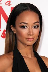 draya michele real hair length draya michele straight black ombré hairstyle steal her style