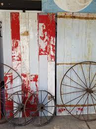 Red Barn Custom Wheels Old Is Better Than New Barn Doors Sliding Barn Doors And Custom