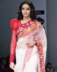 Fish Style Saree Draping 10 Different Types Of Saree Draping Styles