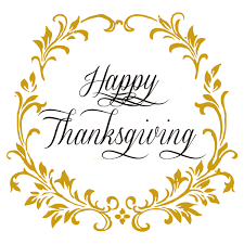happy thanksgiving one and all thank you so much for taking the