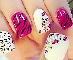 82 best animal print nails images on pinterest animal prints