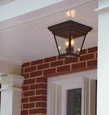Porch Ceiling Lights Outdoor Porch Ceiling Lights Craluxlighting In Stylish Exterior
