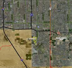 Map Of Chandler Az Continuum Chandler U0027s Premier Business Park