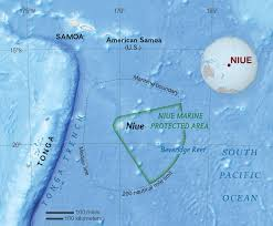niue on world map niue national geographic society