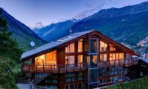 heinz julen penthouse zermatt luxury ski chalet in zermatt