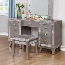 leighton vanity desk w stool bedroom vanities bedroom