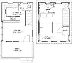 20x20 house floor plans 16 x 20 cabin 20 20 noticeable simple small 16x20 house 16x20h3 569 sq ft excellent floor plans home