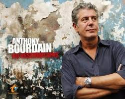 anthony bourdain anthony bourdain chef author traveler