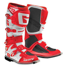red dirt bike boots gaerne sg 12 colored boots motorcycle house