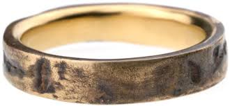 rustic mens wedding bands eco friendly modern rustic men s wedding band modern unique