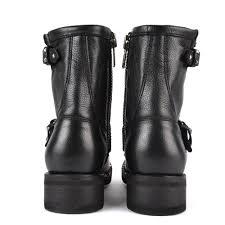 black biker boots ash truth black biker boot