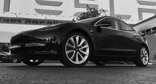first production tesla model 3 rolls out of fremont factory