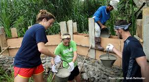 career ideas for who volunteered abroad go overseas
