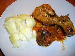 cuisine sucré salé recette de sucré salé de poulet