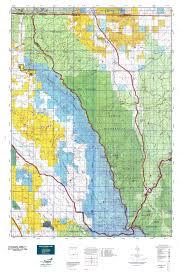 Map Of Colorado Springs Co by Colorado Gmu 7 Map Mytopo