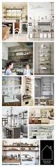 Open Metal Shelving Kitchen by Best 20 Metal Shelving Ideas On Pinterest Metal Shelves