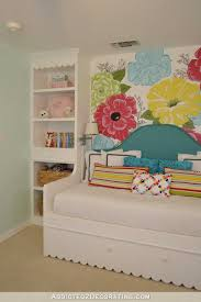 my niece s bedroom makeover before after yaleana s bedroom after 4 built in day bed flanked with built in