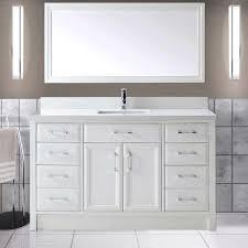 60 In Bathroom Vanities With Single Sink by Calais 60