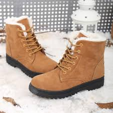 womens winter boots aliexpress buy new women winter snow boots warm casual shoes