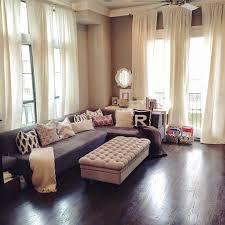 Curtains For Windows Ideas Best 25 Modern Living Room Curtains Ideas On Pinterest Double