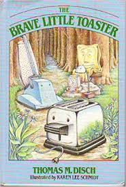 Tiny Toaster The Brave Little Toaster A Bedtime Story For Small Appliances