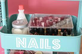 diy nail polish organizer ideas fashion beauty news another