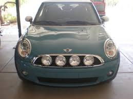 mini cooper driving light kits by vcp