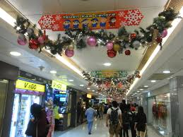 Christmas Decoration For Retail by