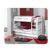 ma chambre d enfa lit superposé enfant bow blanc ma chambre d enfant