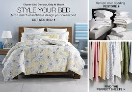 Home design brand sheets