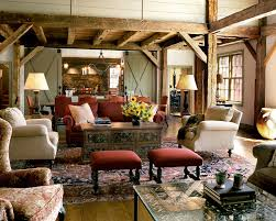 greatroom barn style country home u2014 haver and skolnick architects