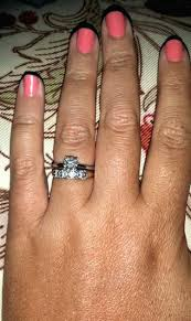 average cost of engagement ring average price of 1 carat ring average price 1 carat