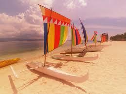 pink sand beach at sta cruz island zamboanga city travel guide
