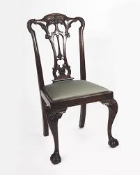 Chippendale Chair by Sherrill Canet Interiors Chippendale Chairs