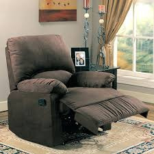 Microfiber Swivel Chair by 67 Cozy Recliner Design Design Ideas Awesome Microfiber Swivel