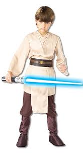 family star wars halloween costumes amazon com star wars episode iii deluxe child u0027s jedi knight