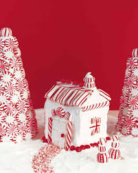 gingerbread houses and no bake cookie cottages martha stewart