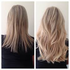 Micro Link Hair Extensions Prices by Gorgeous Blonde Volume U0026 Length Using Great Lengths Hair
