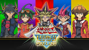 membuat game yugioh yu gi oh legacy of the duelist save game manga council