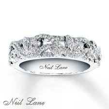 neil lane engagement rings jared neil lane designs ring 1 3 ct tw diamonds sterling silver