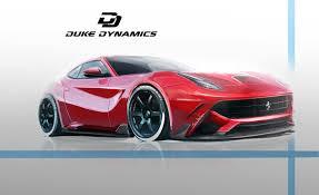 Ferrari California Body Kit - ferrari f12 duke dynamics