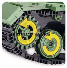 lego rolls royce armored car centurion i world of tanks cobi compatible with lego 610