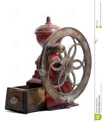 Old Fashioned Coffee Grinder Antique Spanish Coffee Grinder Stock Photography Image 5972932