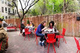 Backyard Dining by Underground Gourmet 21 New Outdoor Dining Spots Where You Can