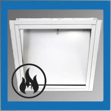 ceiling attic access doors fire rated page 1