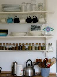 kitchen shelves ideas kitchen design awesome wall shelves floating shelf with